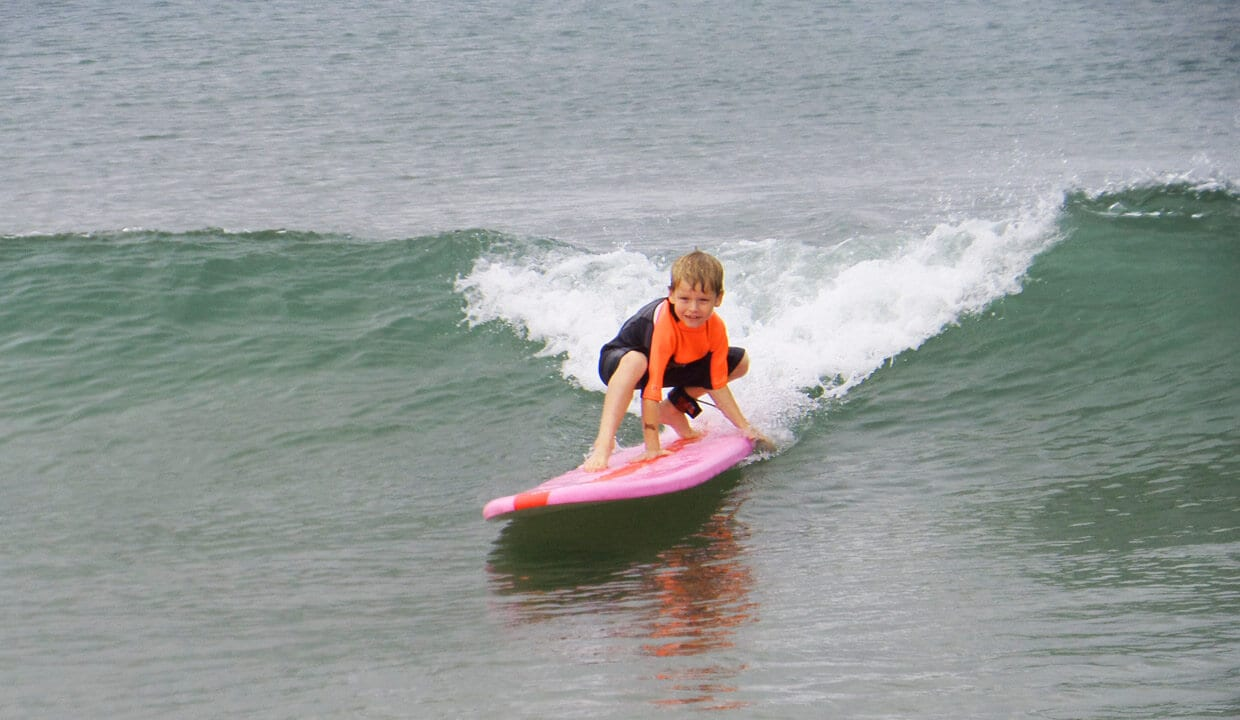 Surf Lessons Durban